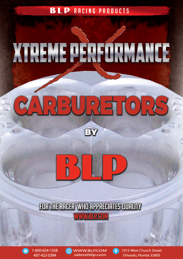 BLP Carburetors and Kits 1