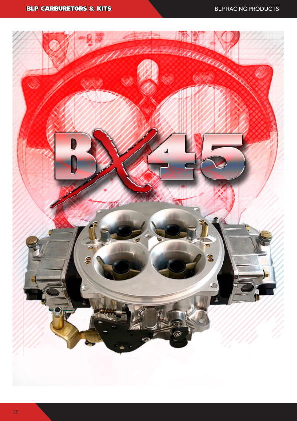 BLP Carburetors and Kits 12