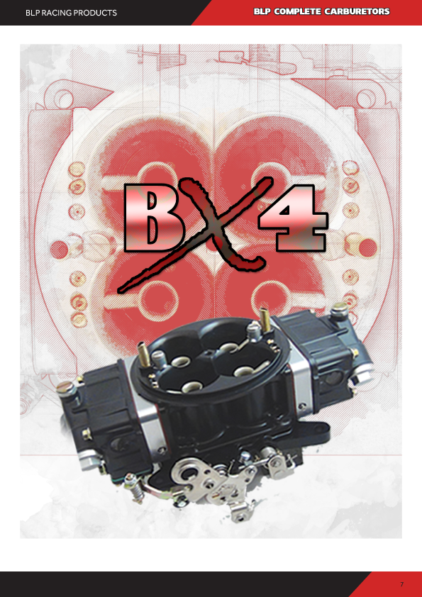 BLP Carburetors and Kits 7