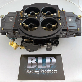 BX45 Billet 4500 Series Drag Carb Gas