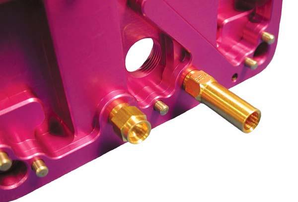 Belt Driven Fuel Pumps
