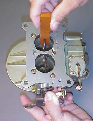 Carburetor Inspection Kit